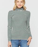 Sadona Striped Turtleneck