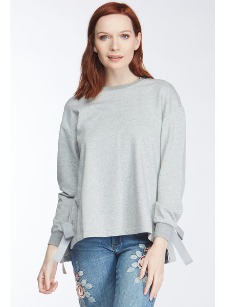 Michelle Side Tie Pullover