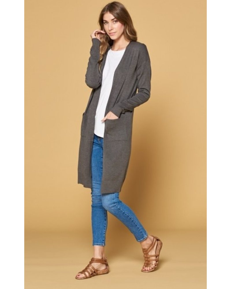 The Classic Soft Cardigan