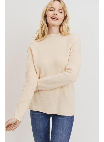 Wynter Waffle Sweater