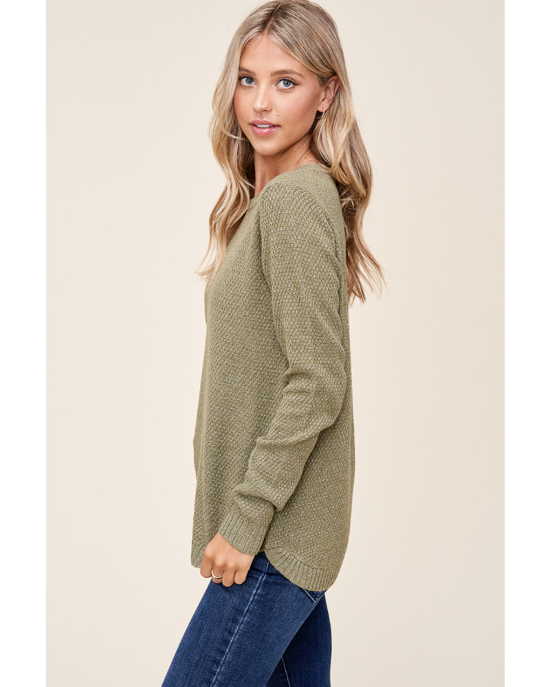 Cute And Casual Pullover