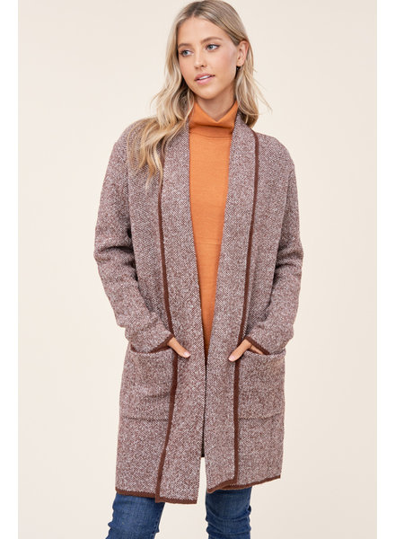 Cuddle By The Fire Cardigan