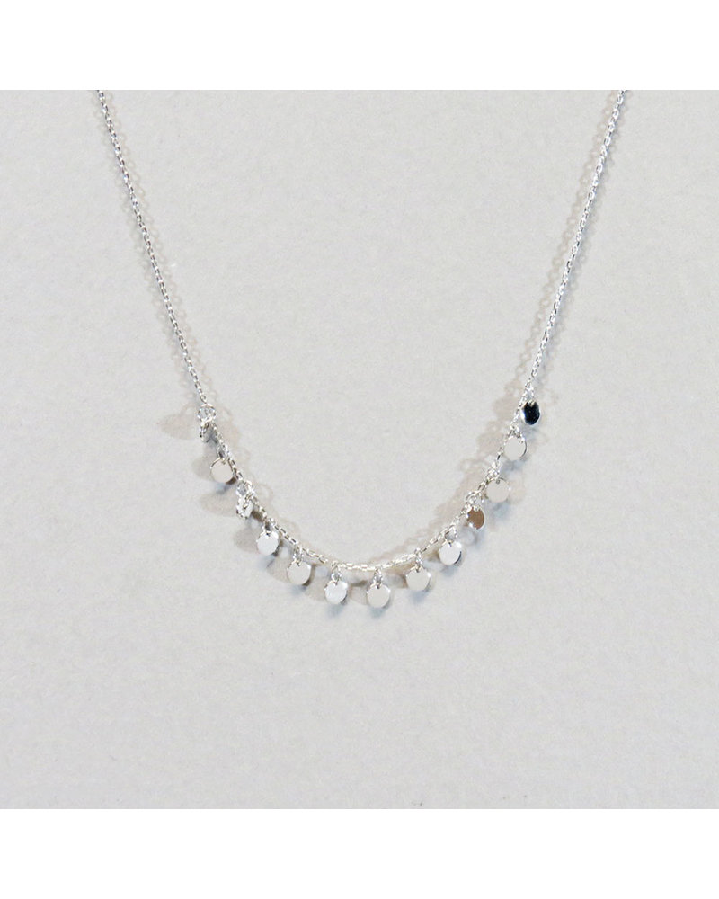 Mini Coin Dainty Necklace