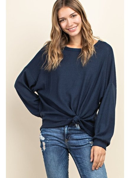 Mittoshop Catch A Chill Knit Top