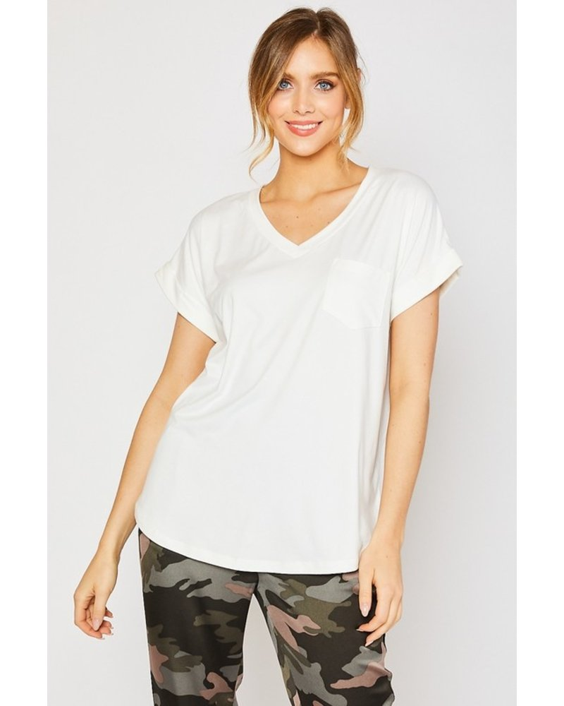 Mittoshop New Beginnings V-Neck Tee
