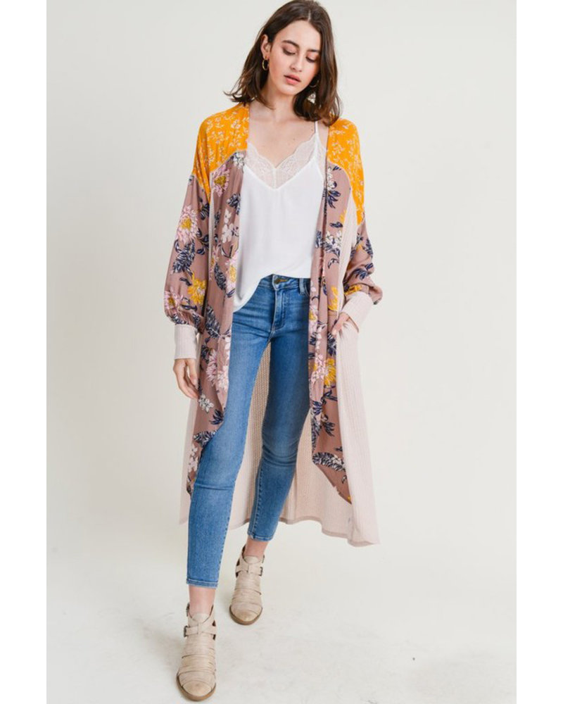 Jodifl Flower Fields Cardigan