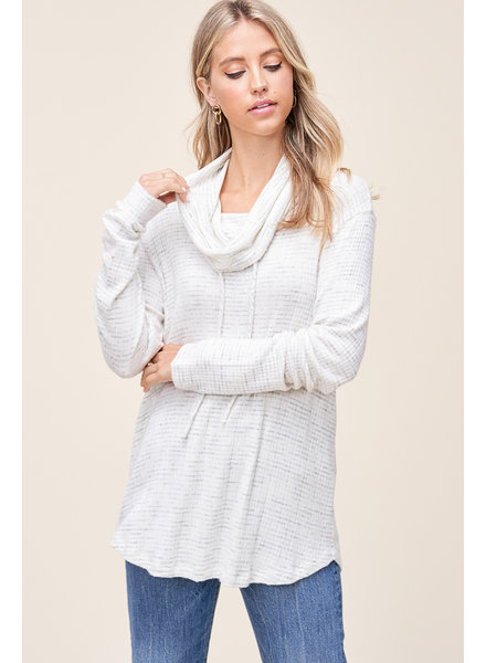 Candice Cowl Pullover