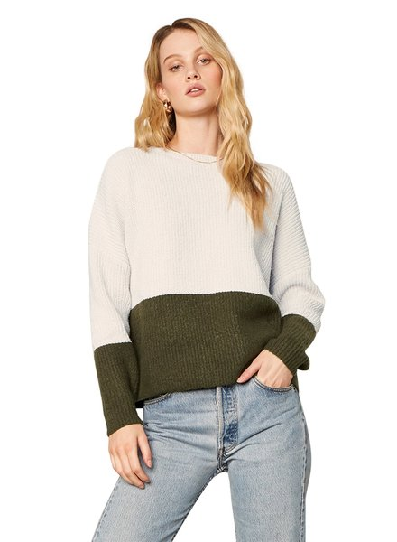 New Knit On The Block Sweater