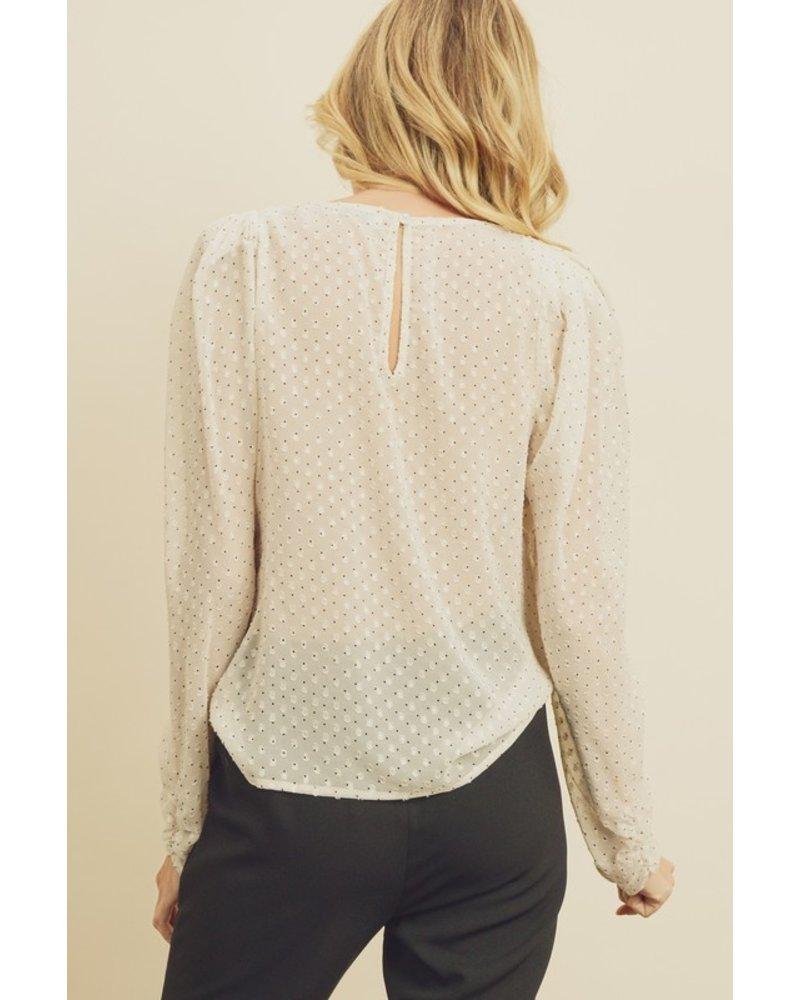 Dress Forum Shrug Your Shoulders Blouse