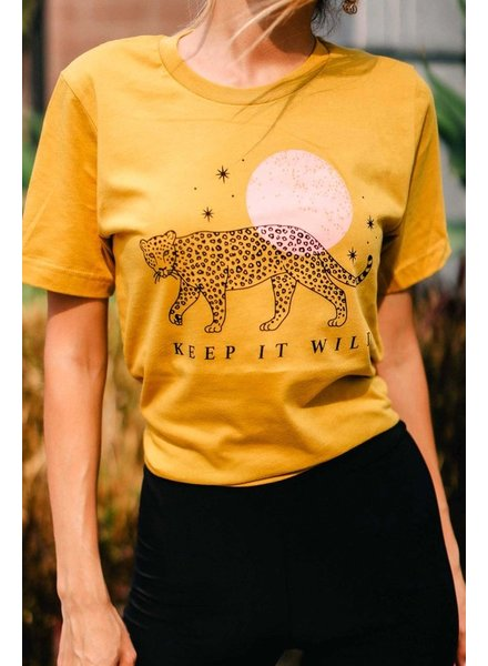 Blume And Co. Keep It Wild Tee