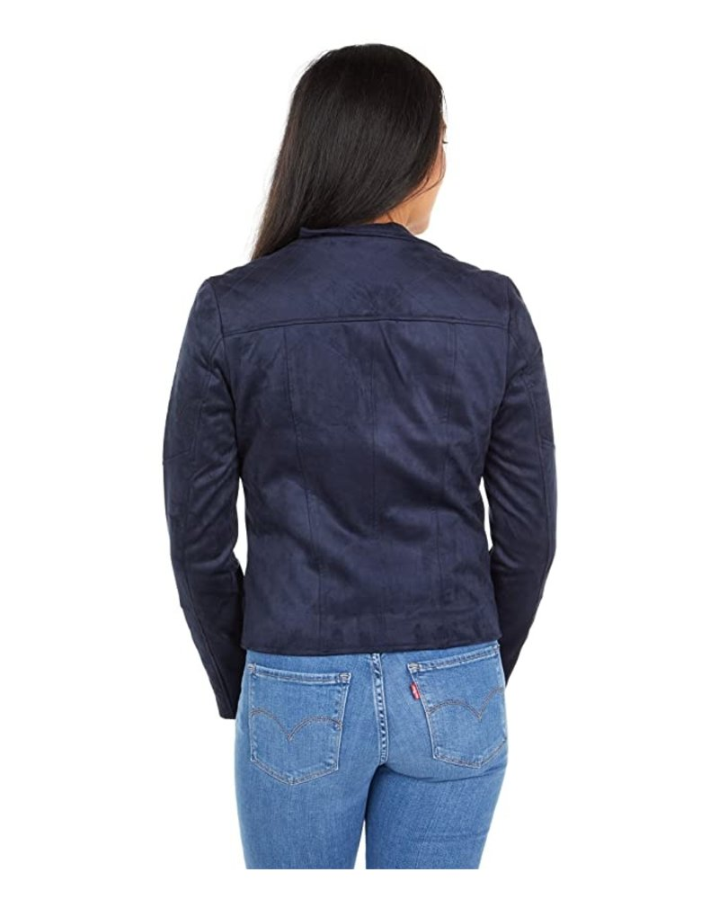KUT From The Kloth Dawn Quilted Moto Jacket