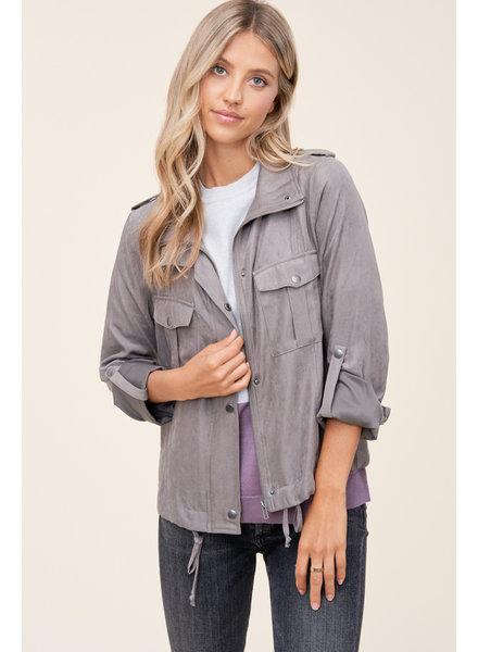 Grey Day Jacket
