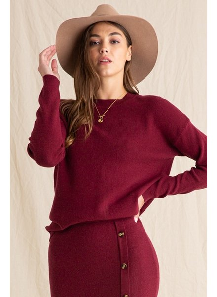 Chrisley Knit Top