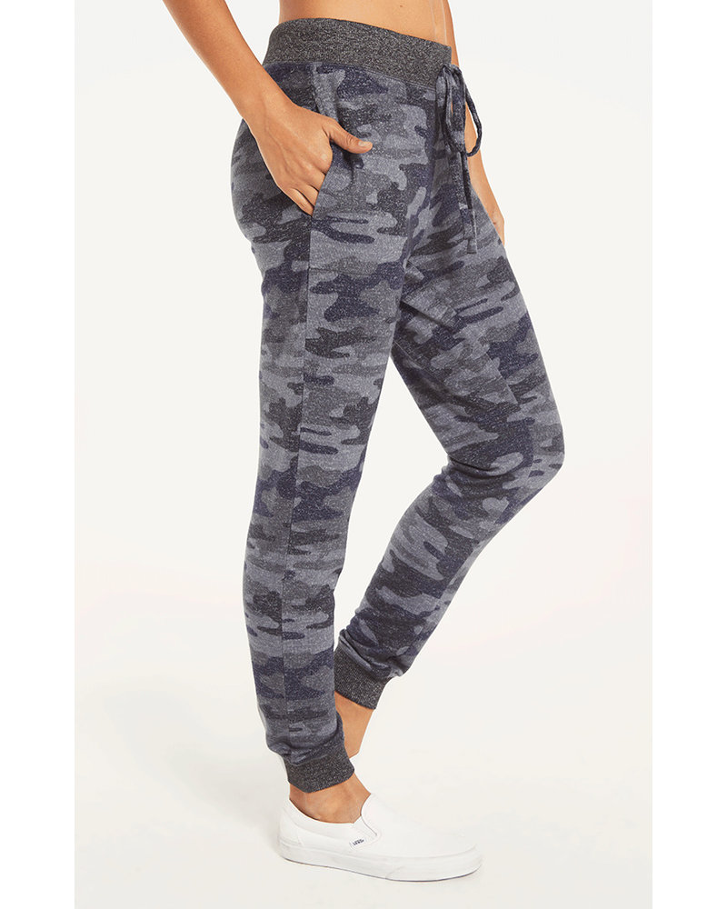 Z Supply Mina Camo Jogger