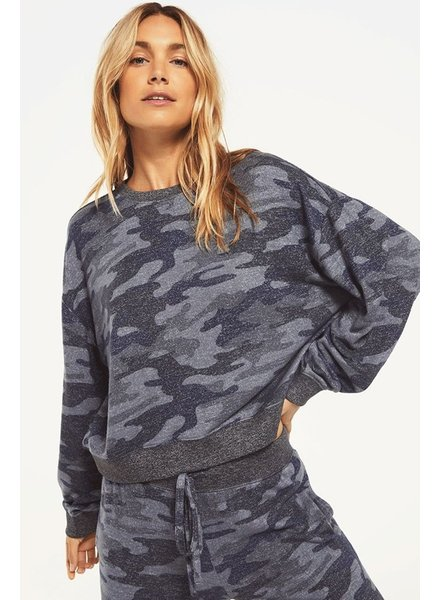 Z Supply Noa Camo Top