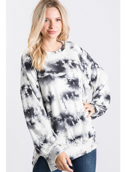 Jodifl Tammy Tie-Dye Sweater