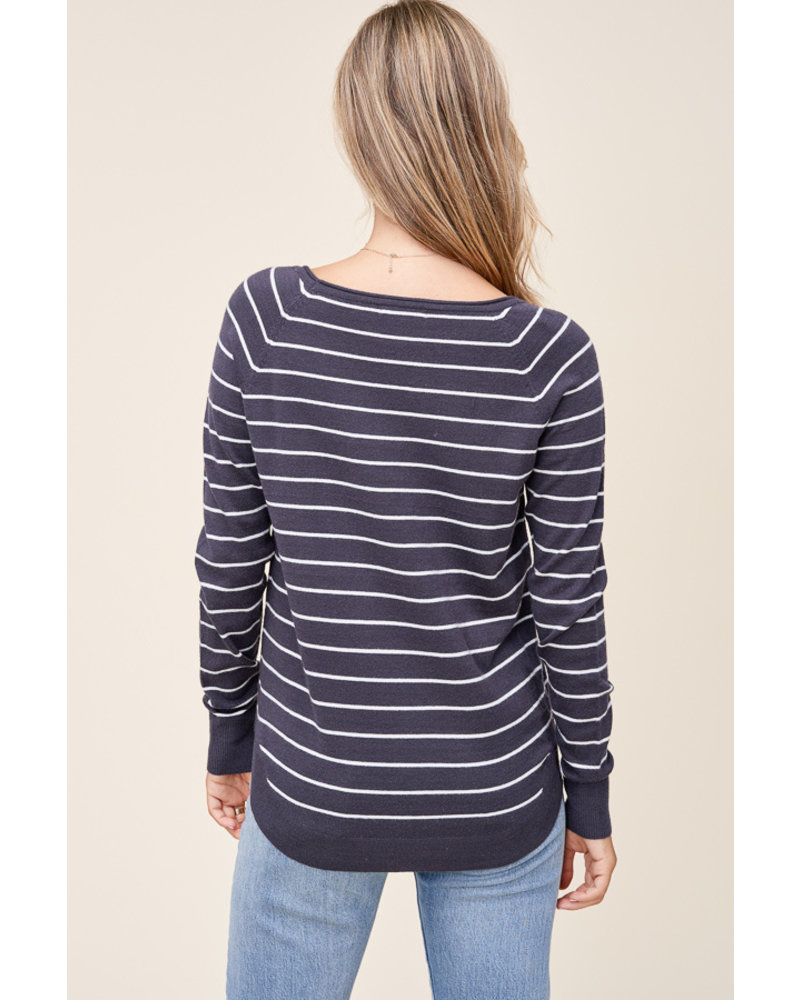 Be Cool Boatneck Top