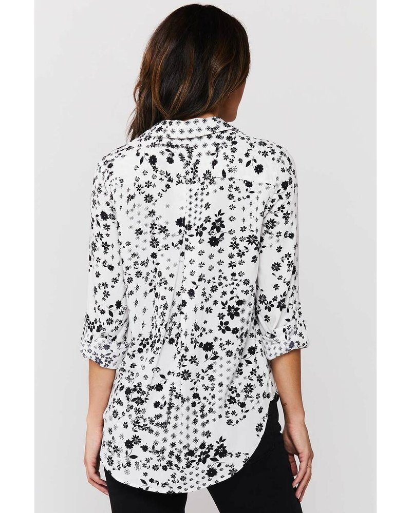 Floral Flurries Blouse
