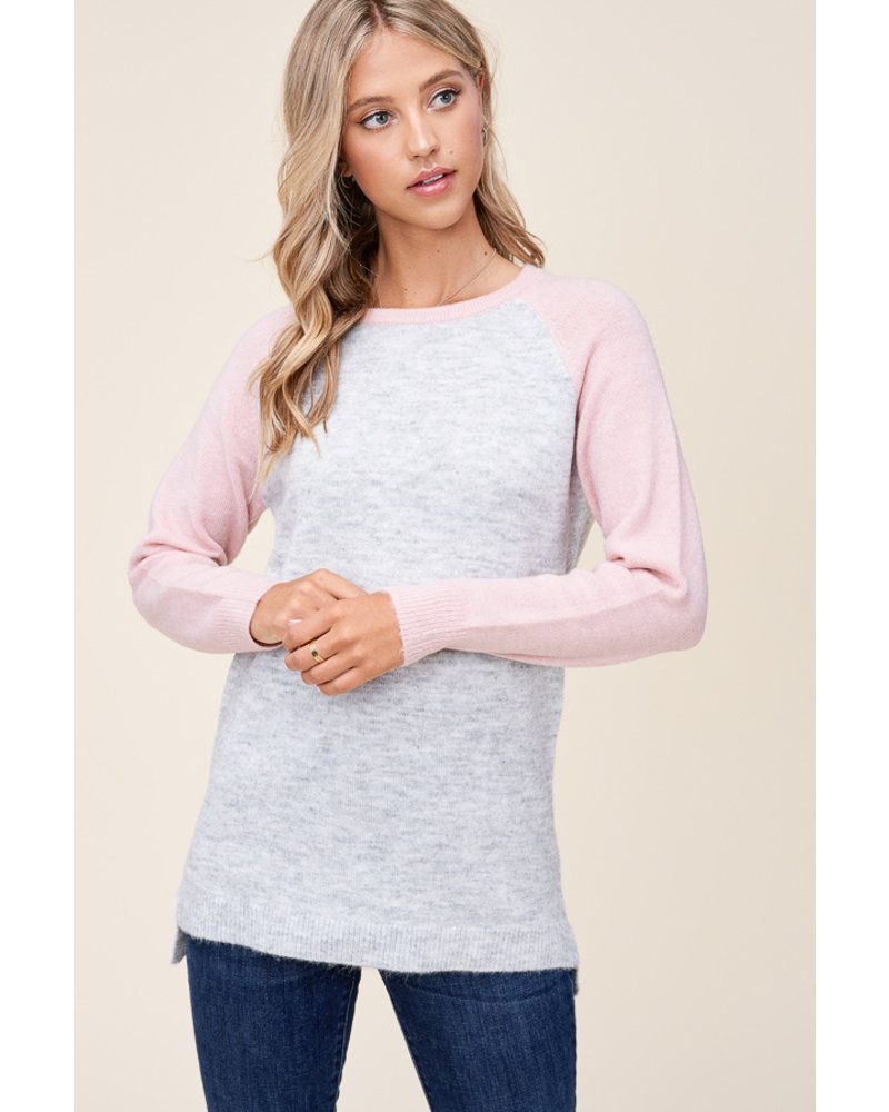 Makin Me Blush Sweater