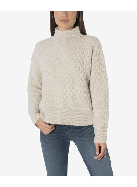 KUT From The Kloth Adah High Neck Sweater