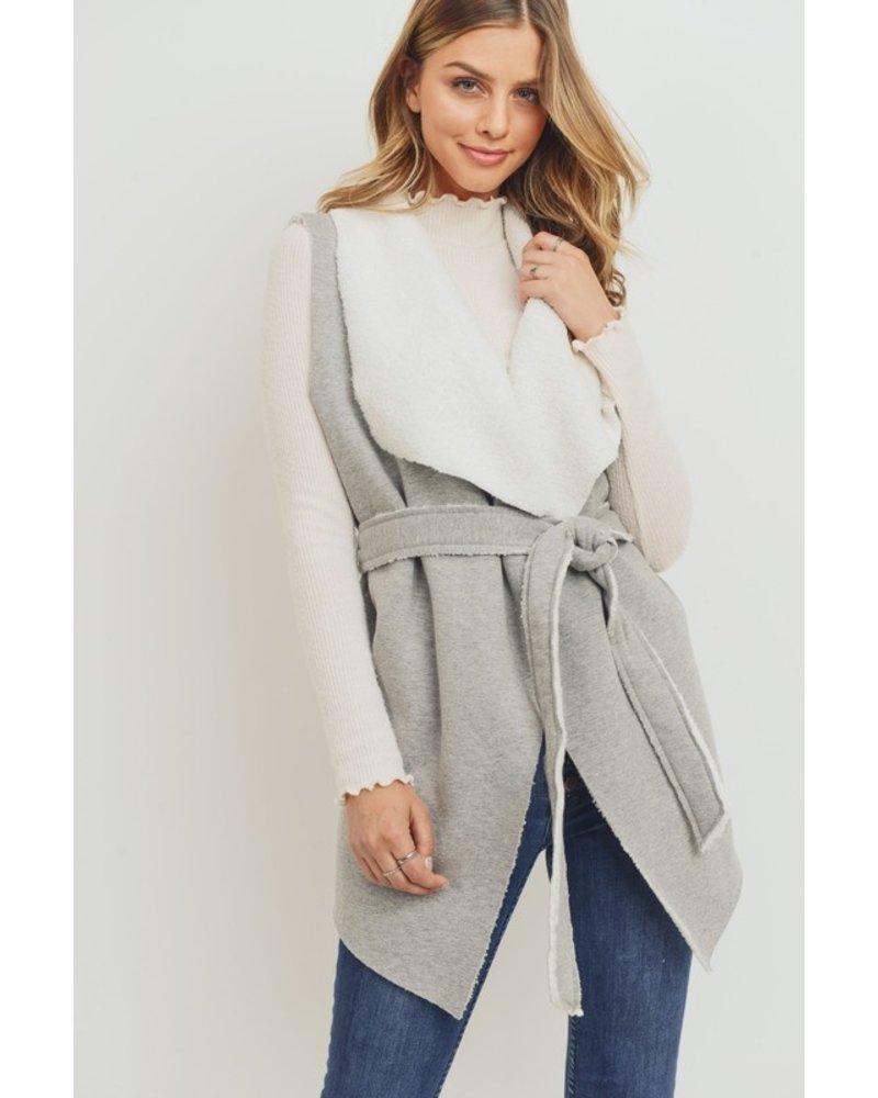 Paper Crane Snowbirds Sleeveless Vest