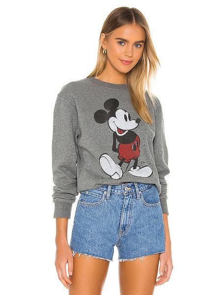 Junk Food Micky Mouse Sweatshirt