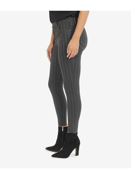 KUT From The Kloth Connie Ankle Skinny Pinstripe