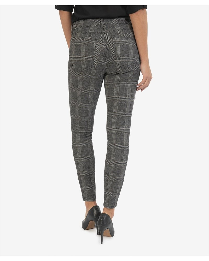 KUT From The Kloth Mia Toothpick Skinny Plaid