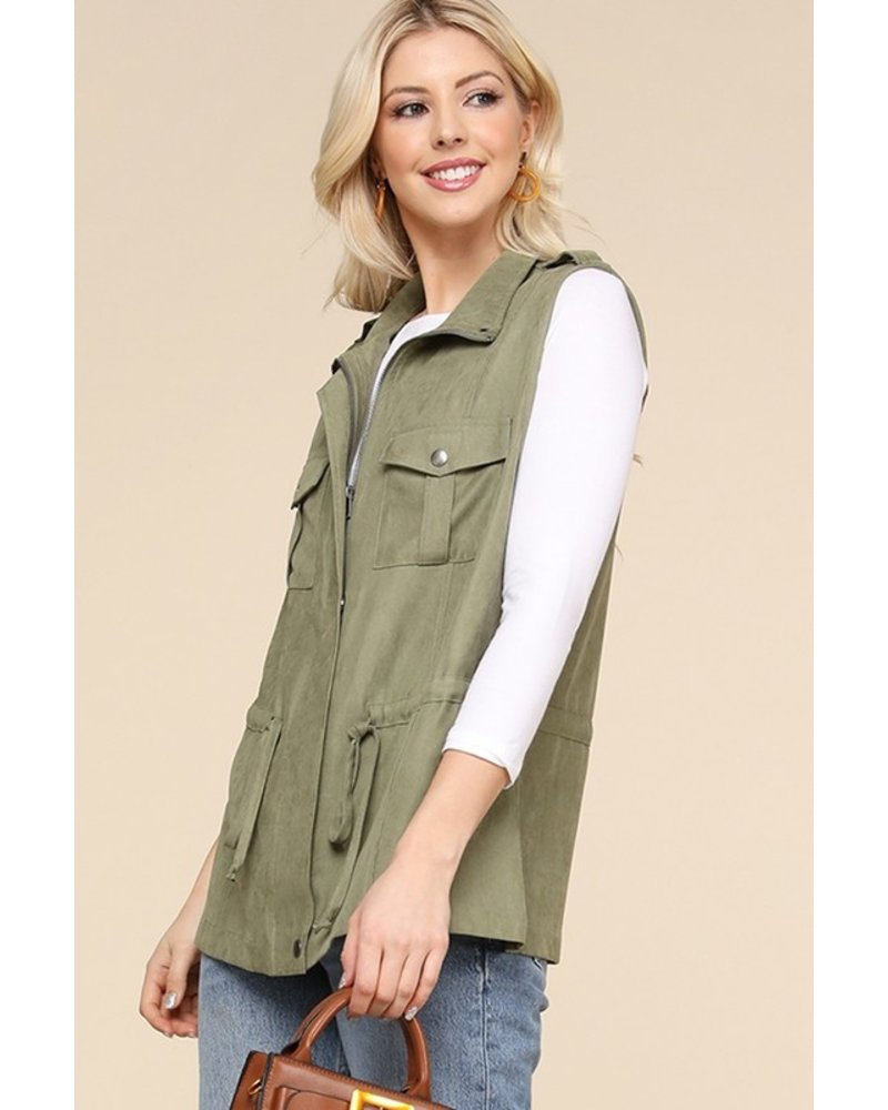 Be Cool Take a Hike Vest