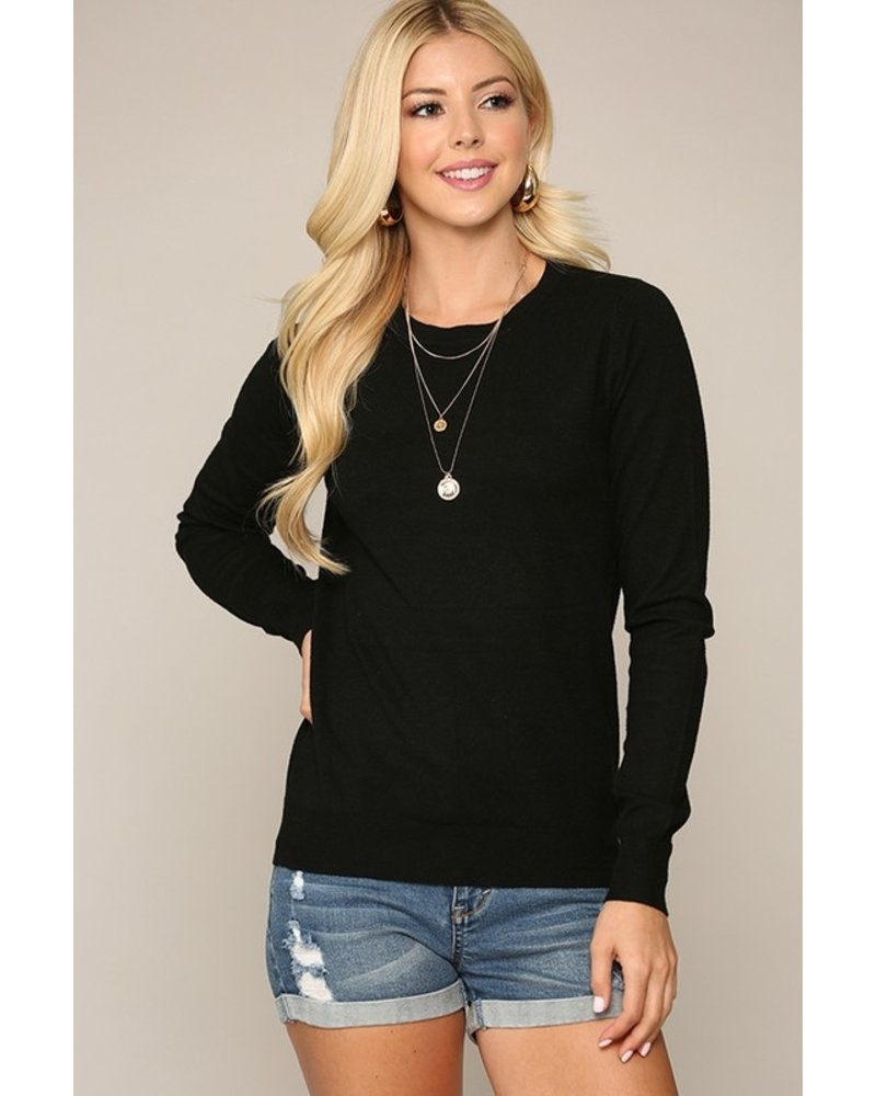 Be Cool Winter Essentials Sweater