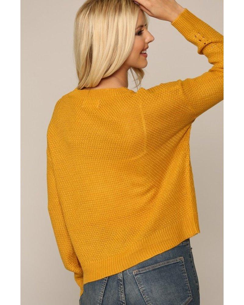 Be Cool Winter Jasmine Sweater