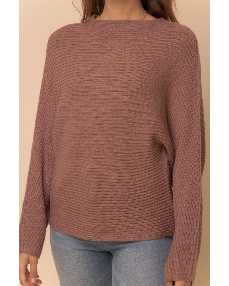 Dayla Dolman Sweater