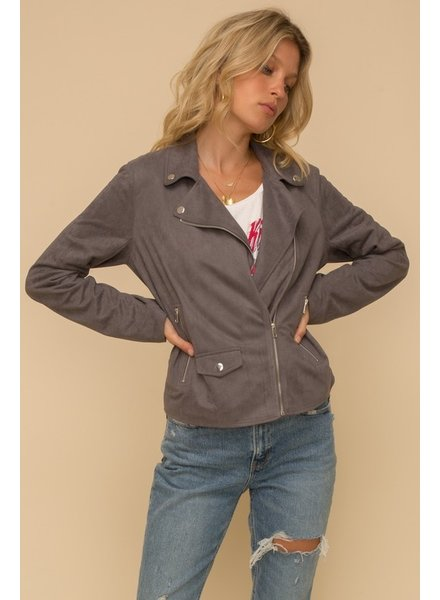 Girls Night Moto Jacket
