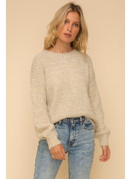 Mint Money Sweater