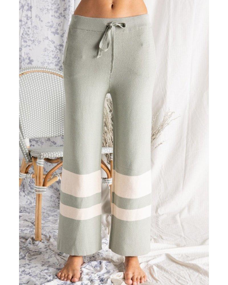 Donna Sage Knit Pants