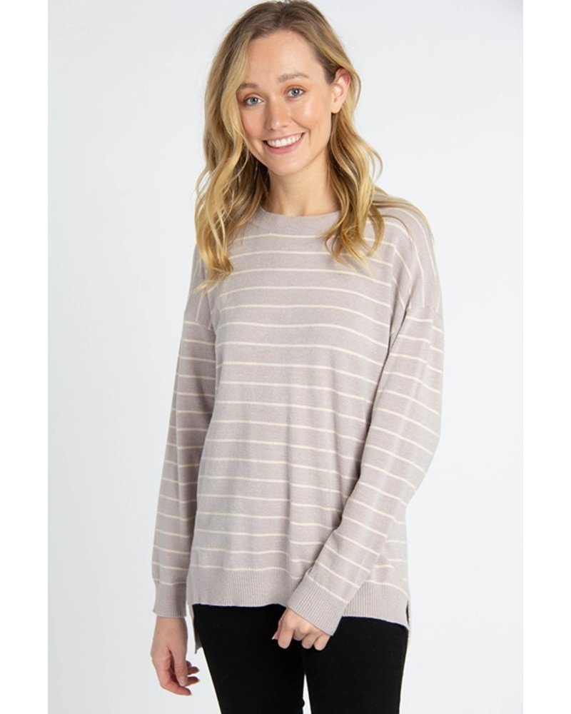Of All Stripes Sweater