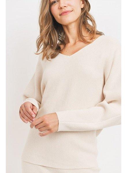 Virginia V-Neck Sweater