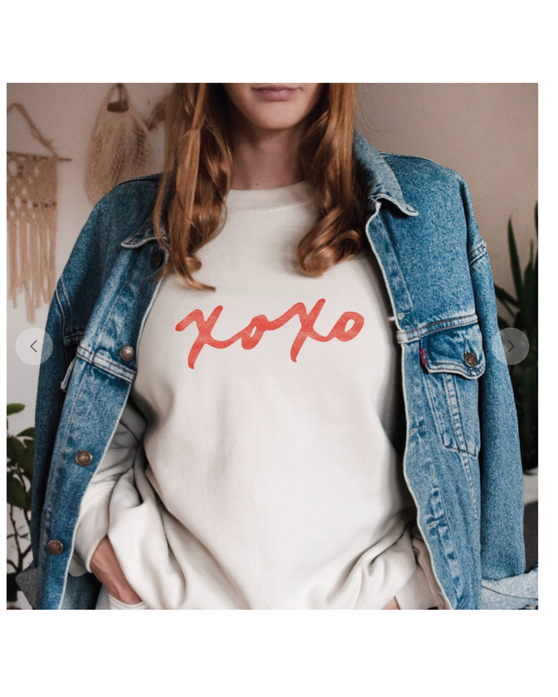 OAT XOXO Sweatshirt