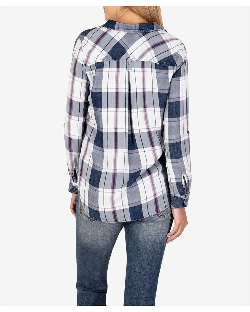 KUT From The Kloth Hannah Button Down