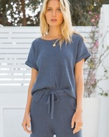 Puddle Jumper Knit Top