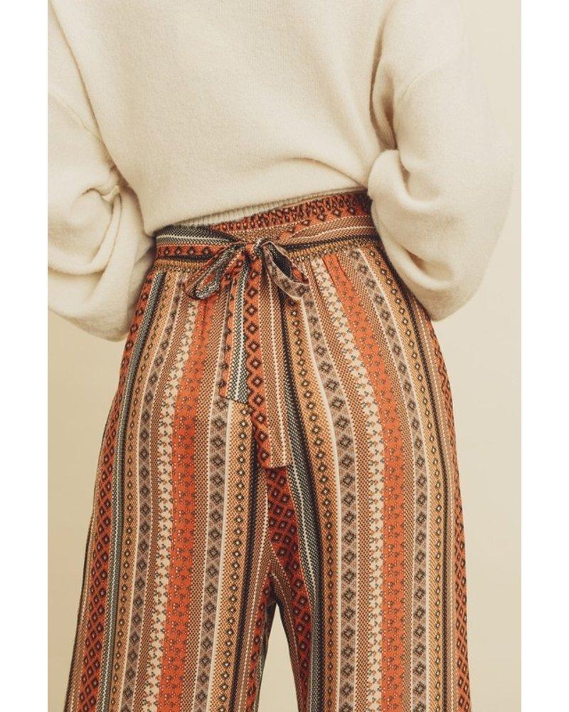 Dress Forum Tribal Tie Pants