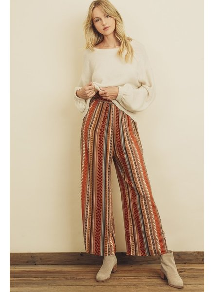 Dress Forum Tribal Tie Pants