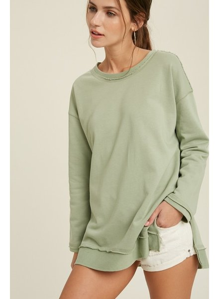 Thriving Tunic Sweatshirt