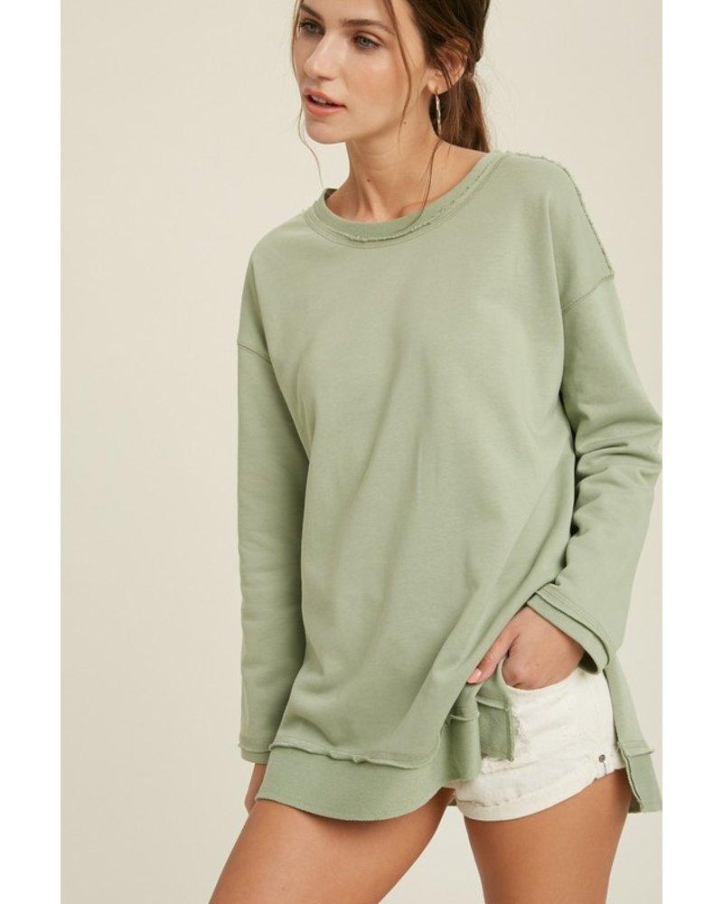 Thriving Tunic Sweatshirt