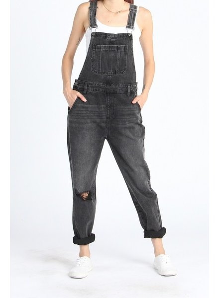 On Schedule Denim Overall