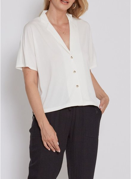 Weston Button Blouse