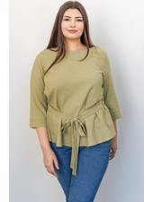 Gilli Never Tied Down Blouse