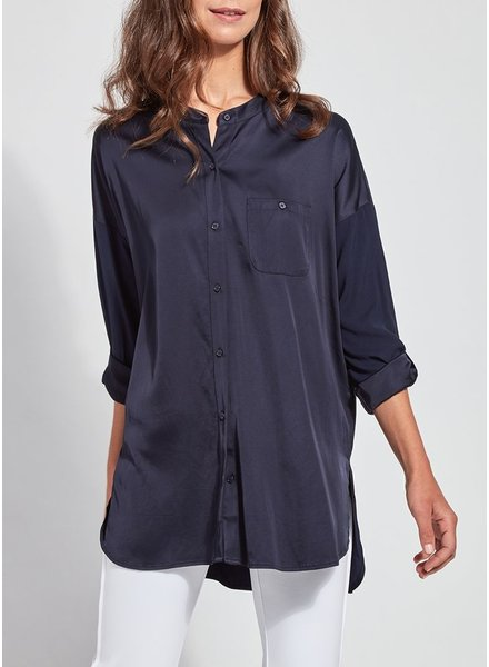 Lysse Eco Button Blouse