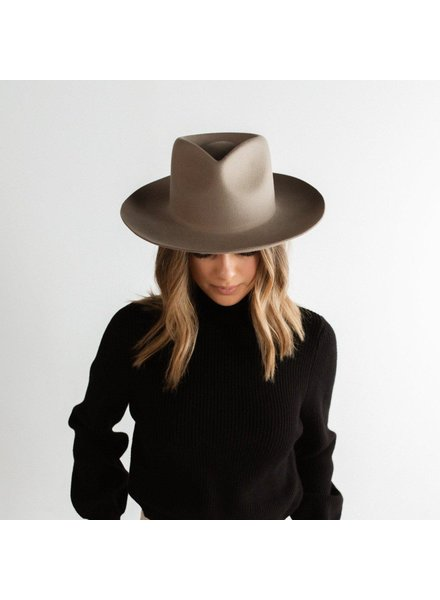 Gigi Pip Sagebrush Rancher Hat
