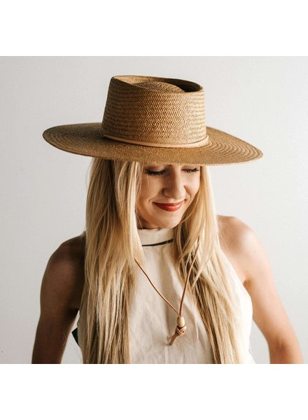 Gigi Pip Aiden Straw Hat